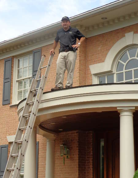Home Roof Inspection