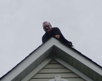 Home Roof Inspection - Jeff Pearce